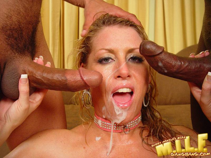 blonde milf black schlongs ebony gangbang porn