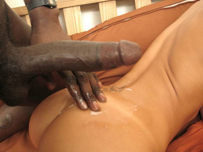 Big sexy black dick