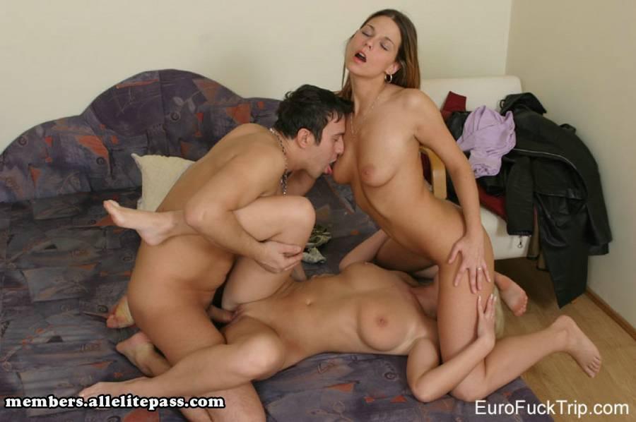 euro 3some porn clips