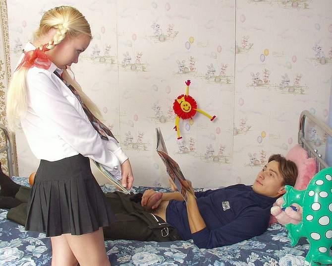 Skilful Handjob 8